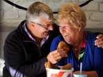 Devoted couple share 'secret recipe' for a long marriage (and yes it involves fried chicken..)
