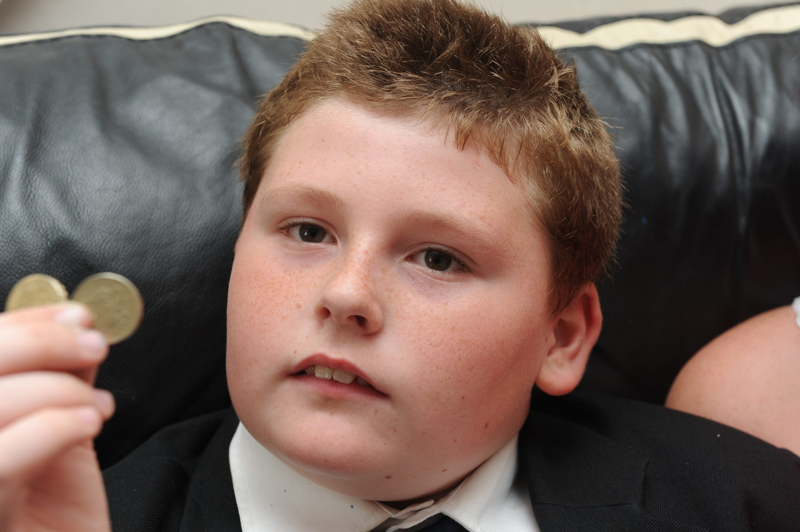 Thugs terrify 11-year-old schoolboy just so they could steal his £2 bus fare
