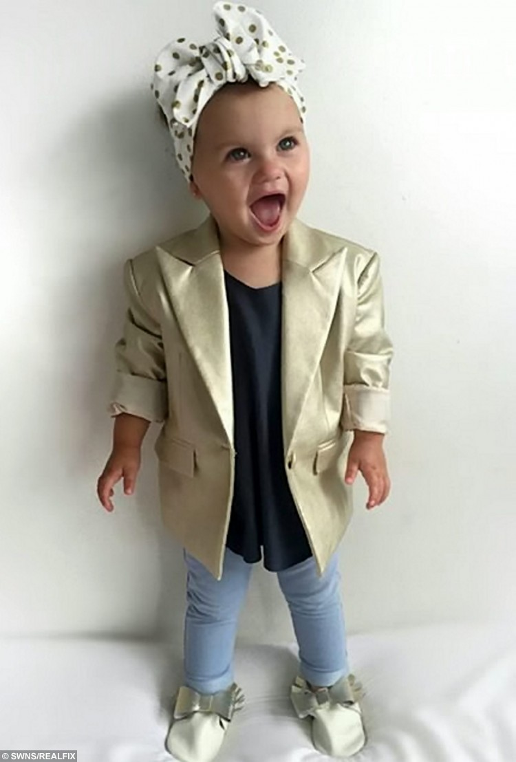 ***UNDER STRICT EMBARGO à NO WEB USE BEFORE 15:00 OCTOBER 07 2015 BST/GMT*** Collect of Avaya Hugo in July 2015 the youngster has 60,000 followers on Instagram.  See SWNS story SWSNAP; BritainÃs youngest fashion icon gets a new outfit for free every day because sheÃs got 60,000 followers on Instagram à aged 18 MONTHS. Little Avaya Hugo is a massive web star despite not being able to talk à thanks to canny mum Carly Aston. Carly, 22, has managed to rake in Ã10,000 worth of freebies for her bouncing baby girl after uploading scores of pictures to the mega-popular image website à and now hopes her six-week-old daughter Aliza can do the same. The full-time mum, who lives with partner Daniel Hugo, 22, in Gorton, Manchester, regularly gets 3,500 likes on each snap of her little babies à and every day receives new dresses in the post.