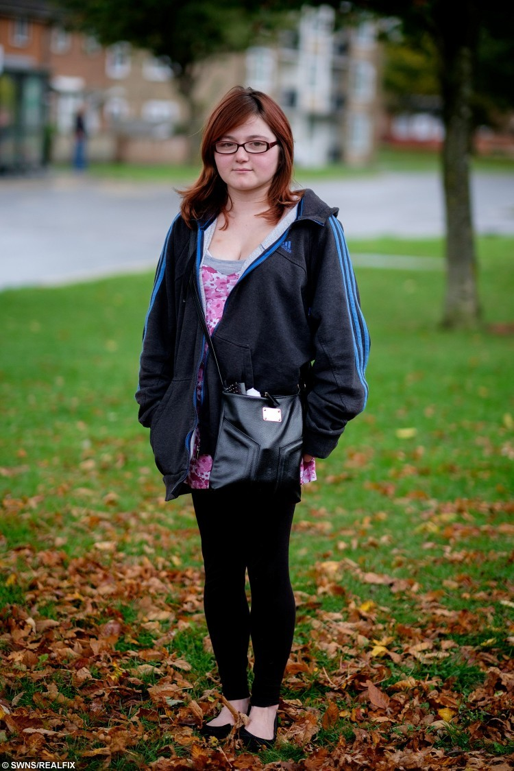 """Jade Hatt, 21, from Swindon, who had sex with an 11-year-old boy whilst babysitting him. October 5 2015. See SWNS story SWBABY; A female babysitter who romped with a 'sex-mad' boy aged just 11 was spared jail after the child's father said his son saw it as a """"notch on his belt"""". Jade Hatt, 21, was looking after the youngster as he had a day off school when she stripped off, removed his clothes, then straddled him and had sexual intercourse. But the boy's father, who had a previous sexual relationship with the woman, stood up in court to defend Hatt, and described her as immature. He said his son is """"sex mad"""" and was """"fully up for the experience"""", seeing it as a """"notch on his belt""""."""