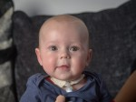Why this little boy's mummy would LOVE to hear him cry