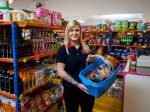 Kind-hearted woman opens community supermarket with most goods costing 25p