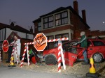 Halloween-mad family spend £20K transforming their home for a haunted house party