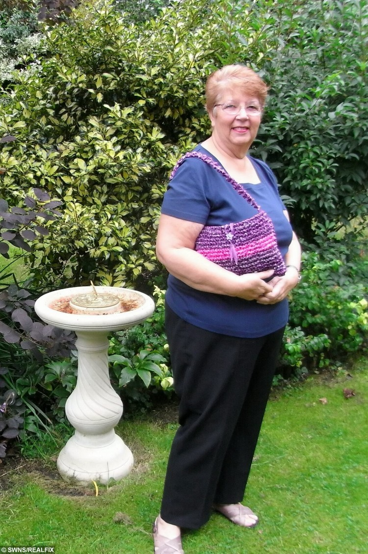 This Granny Has Found A Novel Way Of Avoiding The 5p