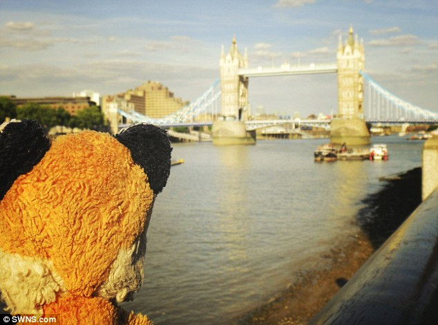 On the River Thames