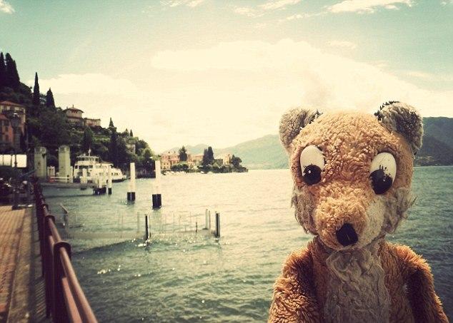 At Lake Como, Italy
