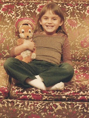 Jessica growing up with Mr Fox