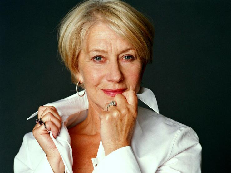 Dame Helen Mirren named most empowering female celeb (by people who should know..)