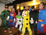 The night three friends became REAL-LIFE superheroes!