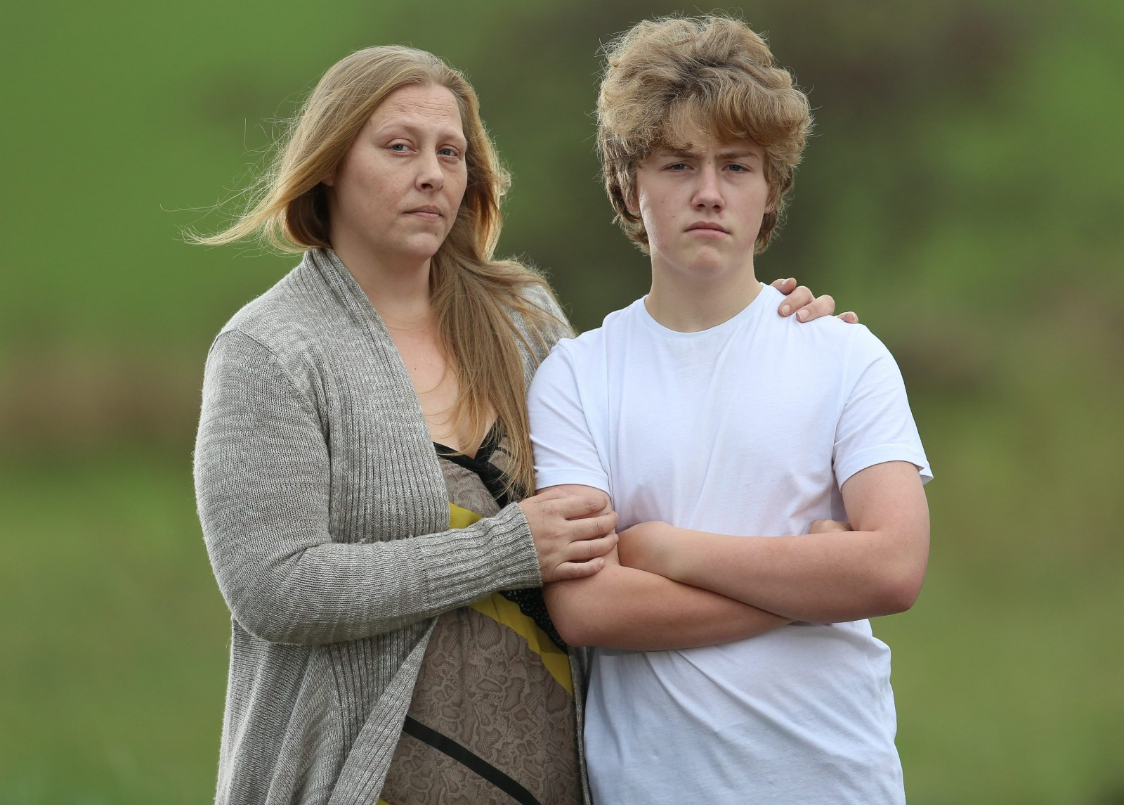 Mum's horror as video of her son's shocking attack appears on Facebook
