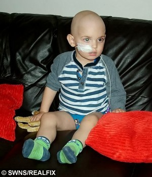 Father with 10 brain tumours refused cancer drug has £