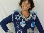 Mum is an internet sensation thanks to her range of 'ugly' Christmas jumpers!