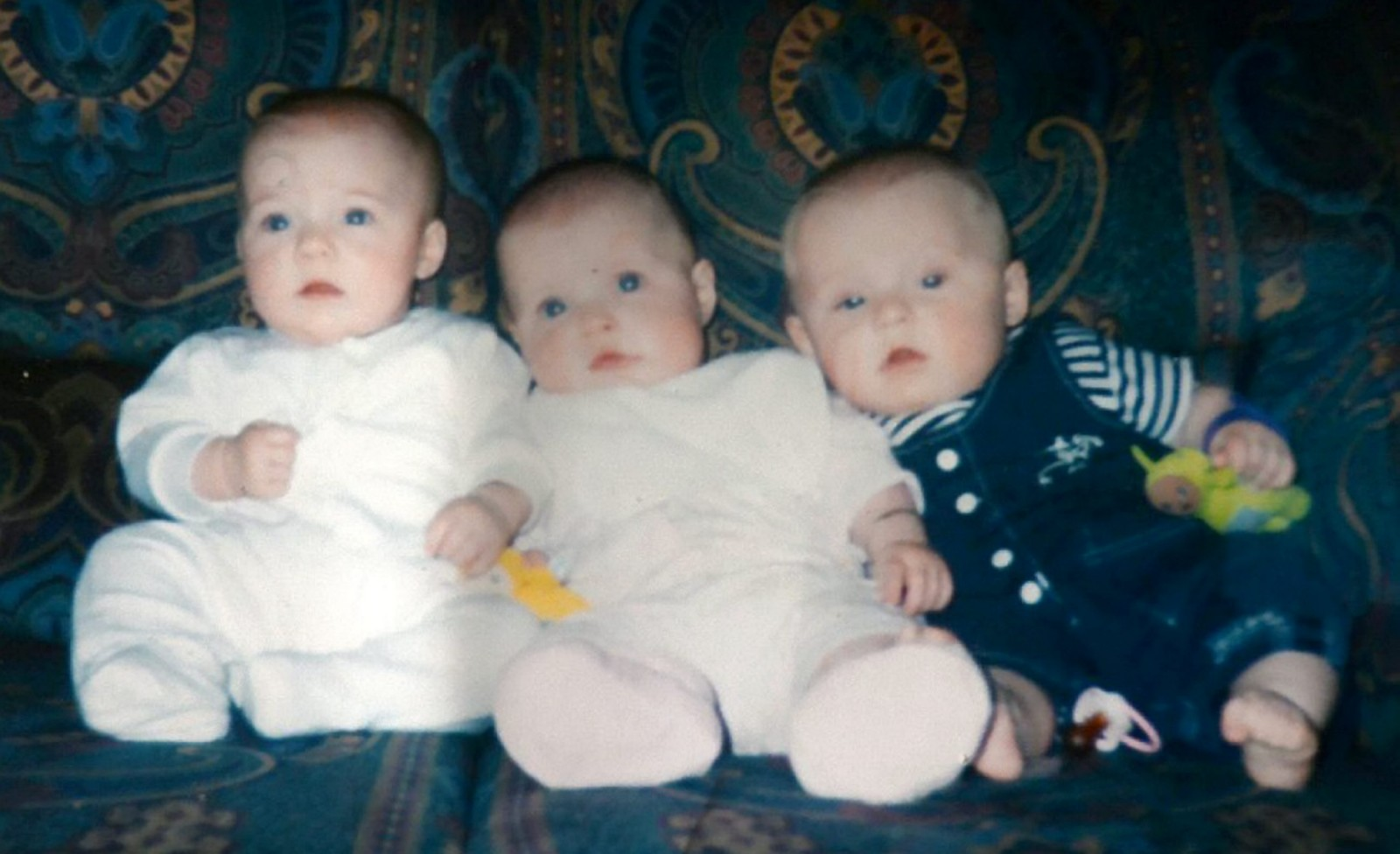 Dad has vasectomy then conceives TRIPLETS