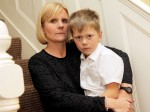 Boy hit by a car banned from end of term treat for his poor attendance