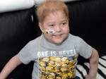 Brave six-year-old has had five organs transplanted TWICE