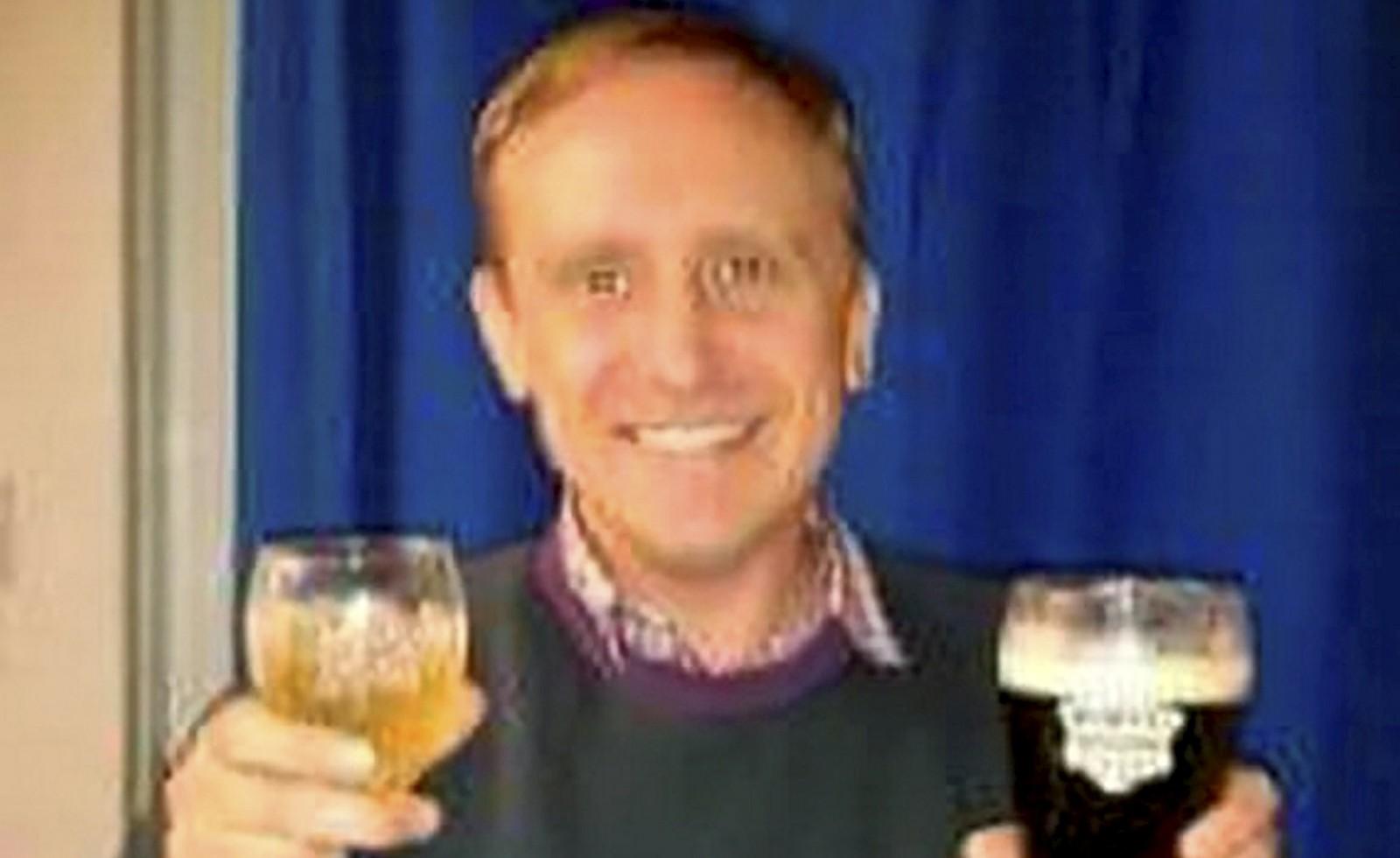 Killer celebrates prison release just weeks after victim's grieving dad dies