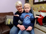 Disabled mum told she couldn't see Santa with son because of her wheelchair