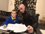 Parent's anger as son's homework asks him to write about 'what p****s you off'?