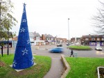 Could this be Britain's worst Christmas tree?