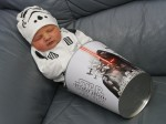 Adorable reason Star Wars fan fled The Force Awakens during opening credits