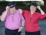 Devoted couple say line-dancing keeps their 60 year marriage alive and kicking