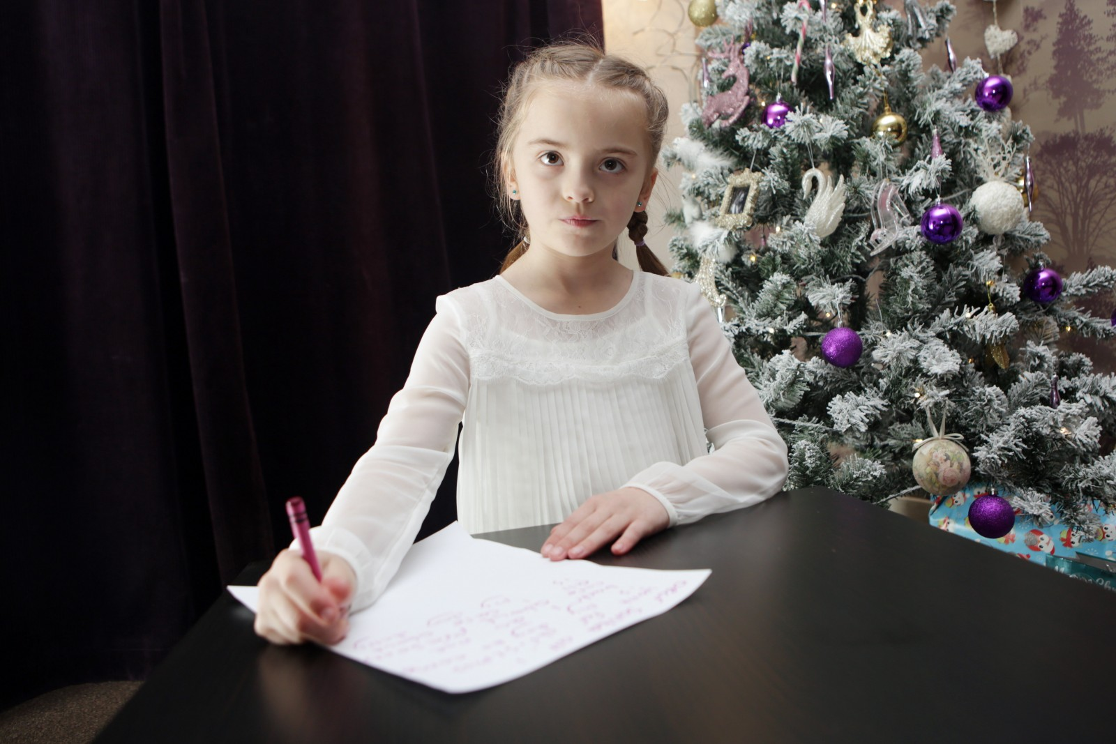 'All I want for Christmas is my dog back' Girl's heartbreaking letter to Santa