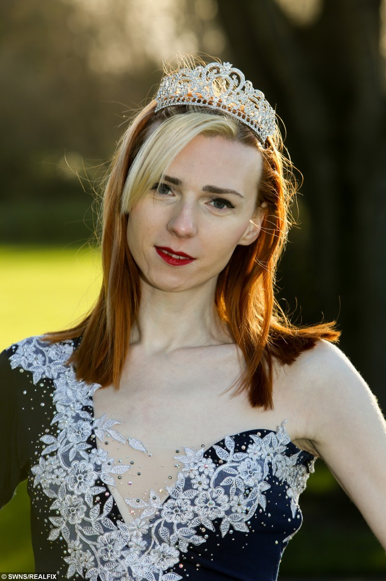 Transgender Jossy Yendall, 29, from Gateshead who was thrown out of the Miss Galaxy beauty pageant after telling the organisers she was born a male. See SWNS story SWMODEL: A beautiful woman was axed from the grand final of a top national beauty contest when officials discovered she was born a MAN. Jossy Yendall, 28, was selected as a grand finalist for the Ms Galaxy 2016 beauty pageant but was told at the last minute she is not eligible - because she was not born as a genetic female. Shocked Jossy claimed she had said from the outset that she is transgender, and even published it in the first sentence on her application web-page. The full-time activities co-ordinator, who hopes to become a model, said she felt discriminated against because of her gender transition à which began more than a decade ago. She said: ÃMs Galaxy said in an email that IÃm not eligible to take part in the competition because I am transgender.