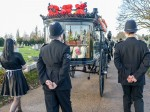 French Maids and kinky touches – Britain's most famous brothel owner gets a fitting funeral