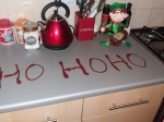 This is the naughtiest Elf on the shelf we've come across yet!