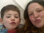 'Infertile' mum will have to leave her miracle son behind after terminal cancer diagnosis