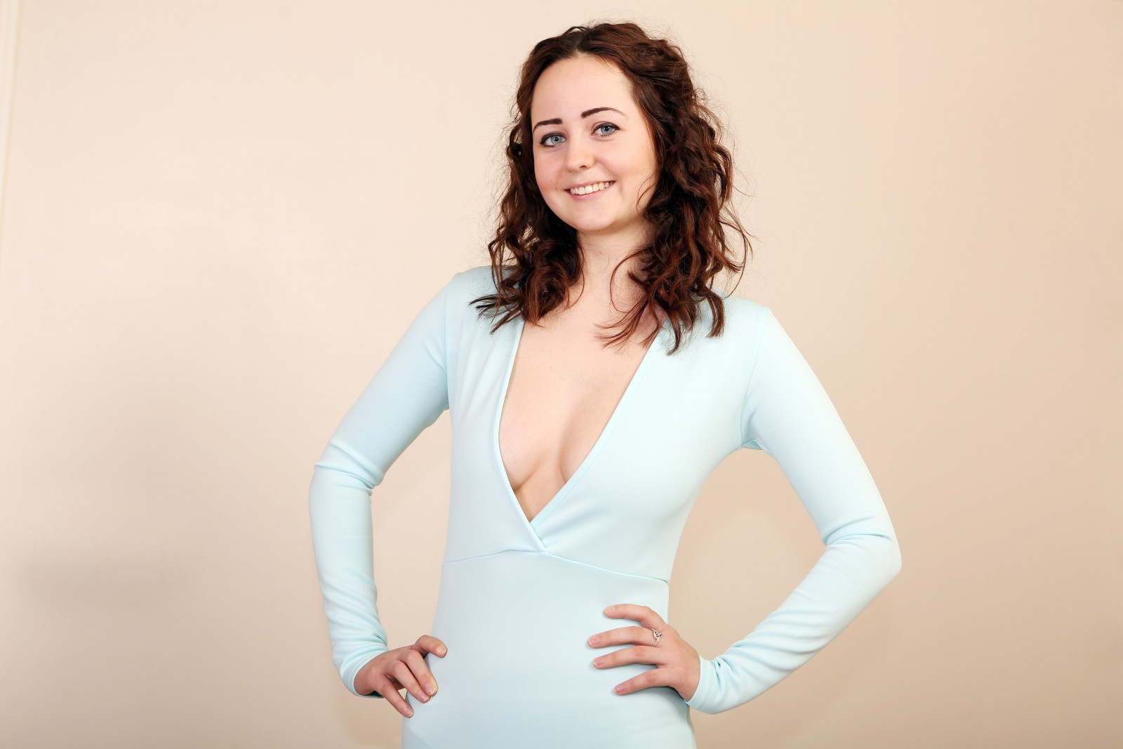 The night a tight dress saved the life of a lucky young woman
