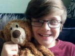 Lad reunited with long-lost teddy bear FIVE YEARS after it went missing