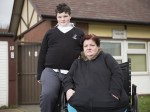 Wheelchair-bound mum faces jail because she can't get her autistic son to school