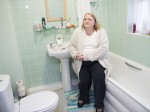 Family of six who asked for bigger council house is told to sleep in the BATH