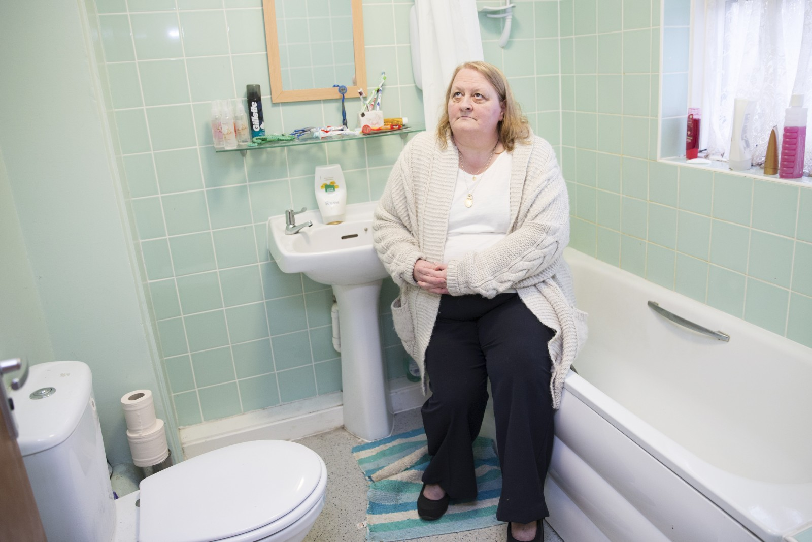 Council House Wet Room
