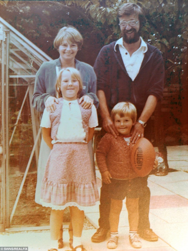 """In a remarkable repeat of a previous act of generosity, Joanne Boylan has donated one of her kidneys to brother Rick Flemming, twelve years after their father David donated one of his kidneys to wife Margaret. Family photo from the 1970s. See Ross Parry copy RPYKIDNEY : A loving sister gave her ailing brother a kidney for his birthday 13 years after their dad donated one his kidneys to their mum. When generous Joanne Boylan was asked what she got brother Rick for his 40th she says """"I gave him one of my kidneys"""". The siblings have always been close but after Joanne was found to be a perfect match and gave one of her organs to her younger brother they are now closer than ever. But this was the second time kidneys had been swapped between family members, because 13 years before Joanne's live donation her parents had done the same thing. Devoted couple Margaret and David Flemming went through the transplant together, after David turned out to be a perfect match, despite the odds being similar to winning the Lottery."""