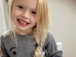 Autistic girl stuns family with her first words in three years – but what she said came as no surprise!