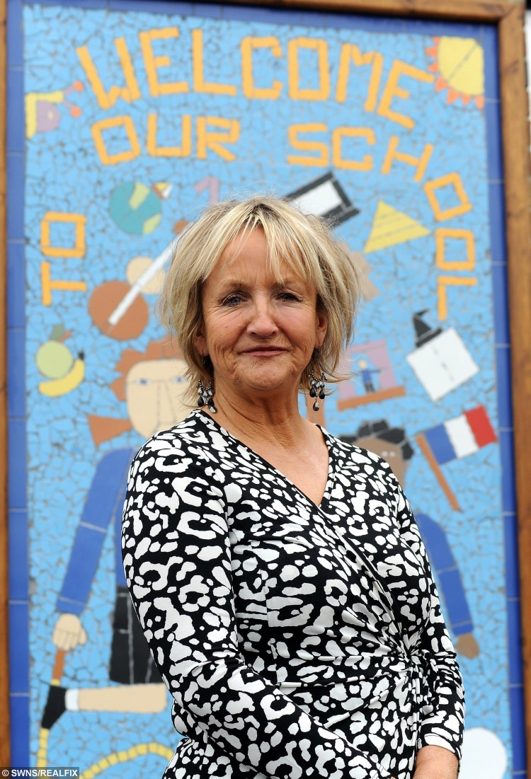 Judith Barrett headteacher at St Michael's Academy in Yeovil. See SWNS story SWDIRTY; A primary school has lambasted lazy parents who stay in bed and leave their 'dirty, unkempt' children to find their way to lessons 'in a pretty shocking state'. It has issued a strongly-worded rebuke condemning the 'parenting skills' of some families and says in modern Britain there is no excuse for the appearance of their kids. The attack, in the weekly news bulletin at St Michael's Academy in Yeovil, Somerset, says some youngsters are arriving at school in dirty clothes and obviously unwashed. It says many are getting themselves up in the morning and in to school while their parents are still in bed. The school for seven to 11-year-olds currently has around 220 pupils and was rated 'good' in the last Ofsted report in 2013. The headteacher is Judith Barrett.