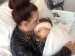 Baby has eye removed after conjunctivitis turned out to be an aggressive cancer