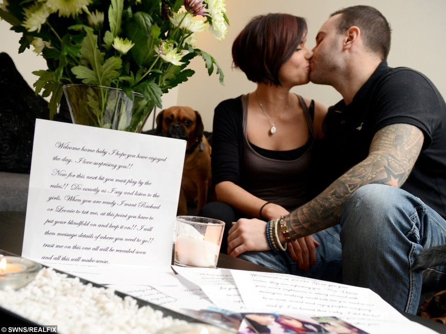 Find Out Why A Firefighter Sent His Girlfriend On A Day Long