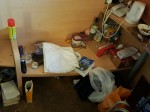 Generous mum arranged hotel stay for homeless couple and they TRASHED the room
