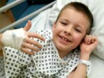 Schoolboy nearly died after inhaling Lego brick into his lung