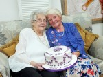 Twin-credible! Sisters celebrate their 90th birthday and put their long-life down to TELEPATHY