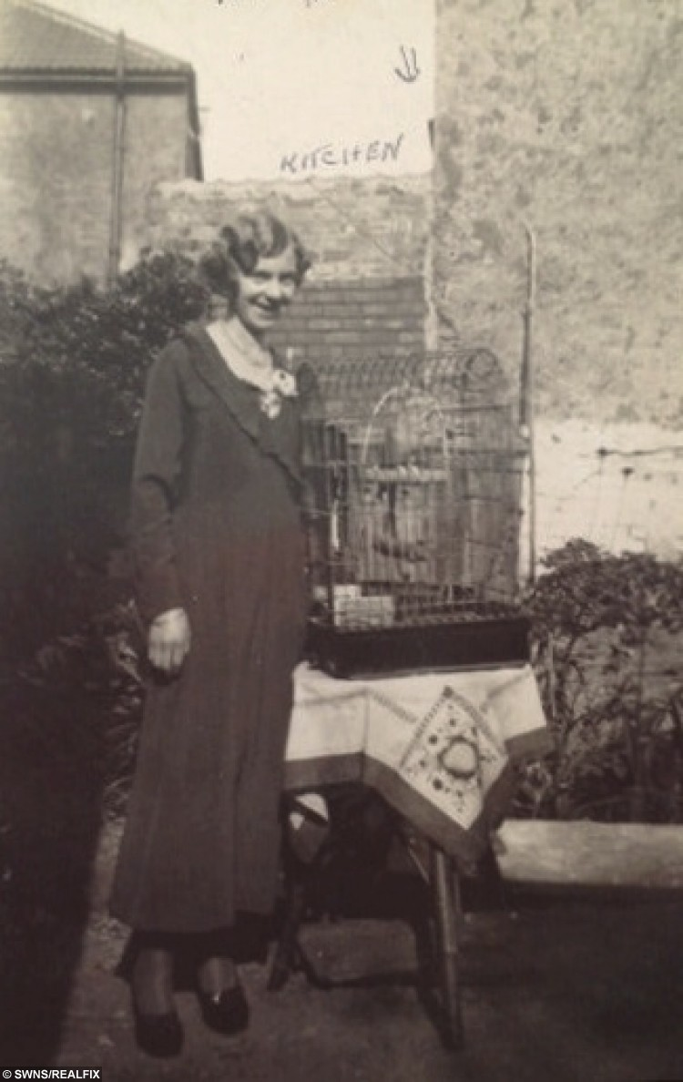 Modern Pig Sty: 100-year-old Great-gran Still Lives In