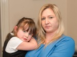 Furious mum slams council for labelling her four-year-old daughter fat