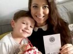 This four-year-old boy reduced waiting staff to tears with his Valentine's Day surpirse… to his recently divorced mum