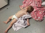 Baby with Scarlet Fever 'turned away from hospital three times'