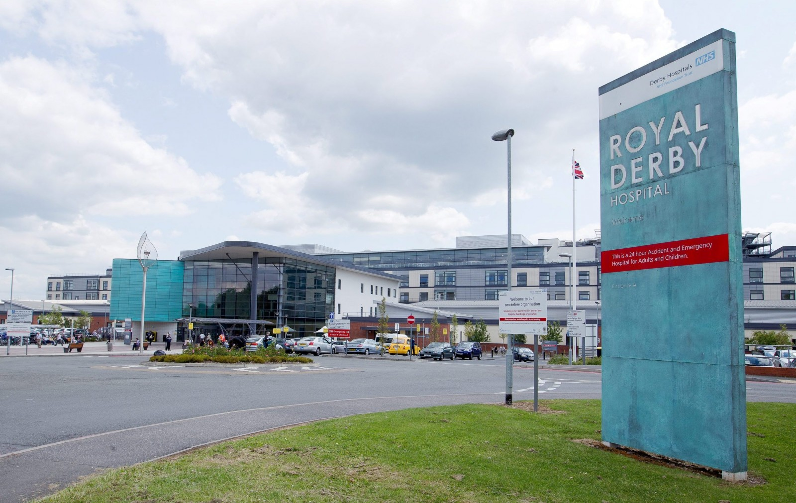 FILE PICTURE - The Royal Derby Hospital. A twelve-year-old girl who was sent home from a NHS walk-in centre twice, died 48 hours later from severe blood infection, an inquest heard.  See NTI story NTIDEATH.  Franchesca Pawson died from sepsis after nurses failed to detect the infection was spreading through her body.  When her mum, Elsa, first took the 12-year-old to the walk-in centre, medics told her to give her ibuprofen and paracetamol.  Just 48 hours after first being seen by medical staff the schoolgirl who dreamed of studying at Cambridge University died in hospital.  The inquest heard Franchesca and her mother Elsa went to the clinic in Derby on Saturday 10 January last year because she felt unwell.  Francesca's mum took her back to the centre a day later when her condition failed to improve. She was given antibiotics, but again sent home, the hearing in Derby was told.  The next day, they rushed her to the Royal Derby Hospital, where she died. The cause of death was an infection which spread into her bloodstream.