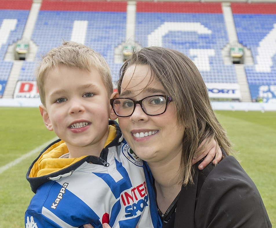 Hero Harry calmly called emergency services when his mum banged her head and passed out