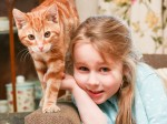 Could a police force be taking the advice of a five-year-old girl and putting moggies on the beat?